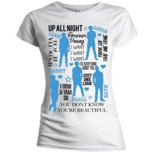 Small Women's One Direction T-shirt