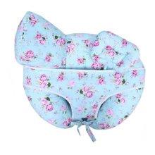 Premium Cotton Nursing Pillow Breastfeeding Pillows - Flowers