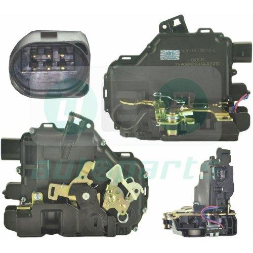 FOR VW GOLF MK4 BORA PASSAT B5 REAR RIGHT DOOR LOCK MECHANISM/ACTUATOR 1996-2005