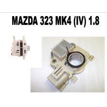 MAZDA 323 MK4 (IV) 1.8 4WD HATCHBACK 1991 - 1994 NEW ALTERNATOR REGULATOR