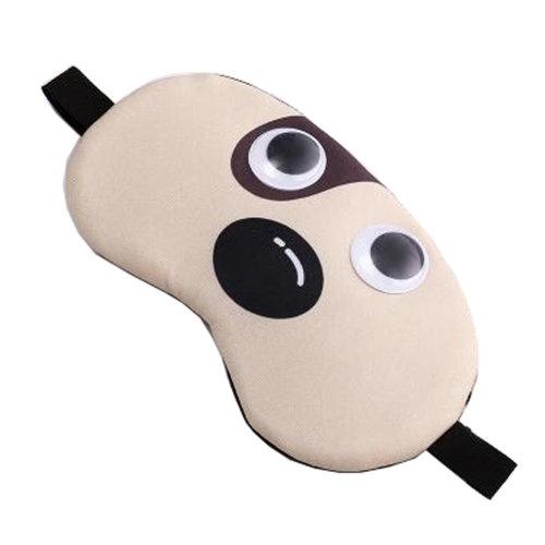 Lightproof & Breathable Sleeping Eye Mask Sleep Mask Travel Eye Mask, NO.7