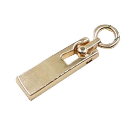 10 Pcs Metal Zipper Head Zipper Replacement Zipper Repair Kit Solution Slider#22