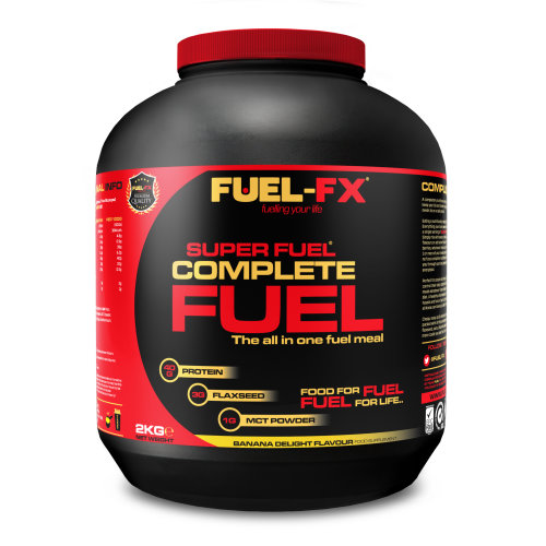Complete Fuel. The All In One Fuel Meal. Banana Delight