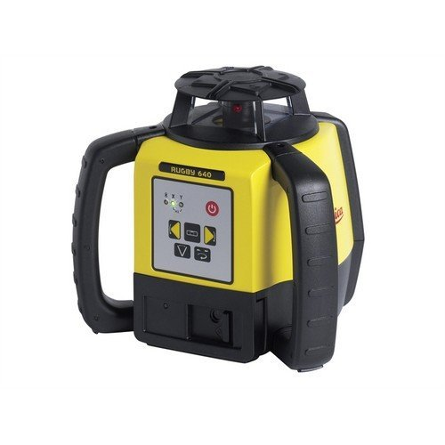 Leica Geosystems 6006002 Rugby 640 Rotating Gradient Laser Li-Ion