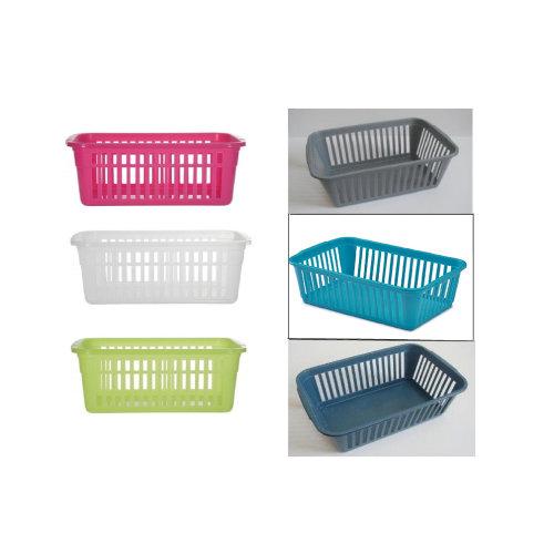 Set of 10 Plastic Handy Storage Basket Large,Small,Medium Kitchen Office School