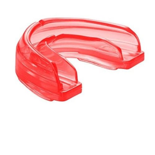 Mouthguard for Braces without Strap, Red - Youth