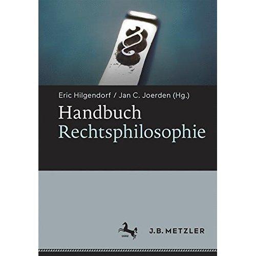 Handbuch Rechtsphilosophie