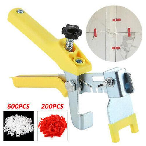 New 801 Tile Leveling Spacer System Tool Wedges & Pliers Tiling Kit UK