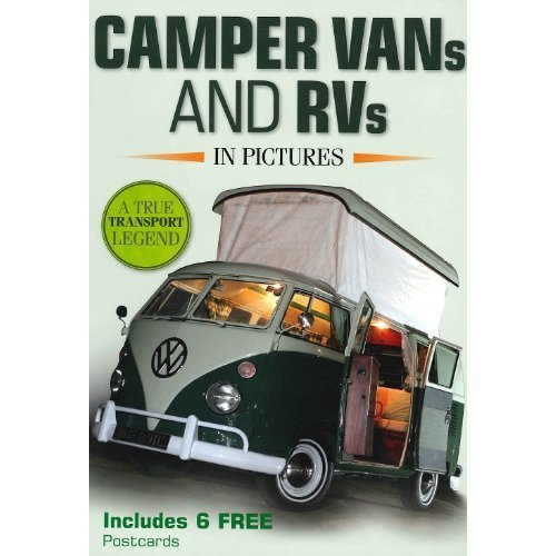 Camper Vans in Pictures