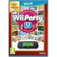 Wii Party U Nintendo Wii U Game - Selects Edition