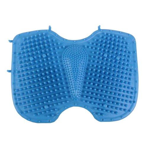 Outdoor & Indoor Foot Massage Shiatsu Sheet Pressure Slab Toe Pad [Blue]