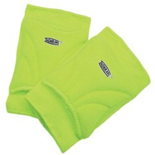 TK-BT.LM-S-M Tachikara Solid S-M Lime Volleyball KneePad