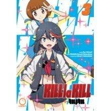 Kill La Kill: Volume 3