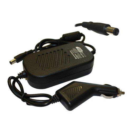 HP Envy 17-2190EF Compatible Laptop Power DC Adapter Car Charger