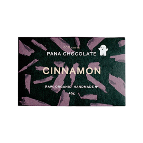 Pana Chocolate Cinnamon Chocolate 60% Cacao 45g
