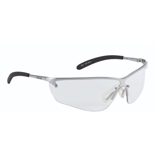 Bolle SILIUM SILPSI Safety Glasses Spectacles Clear Lens