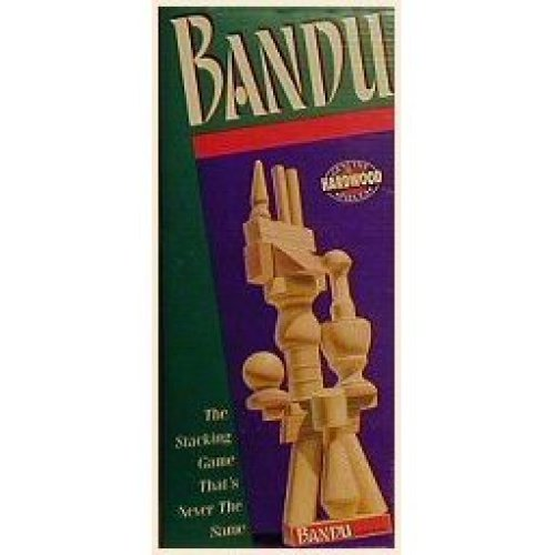 Bandu the Stacking Game Thats Never the Same
