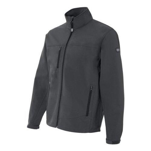 DRI Duck Mens Motion Softshell Jacket Charcoal Grey XX Large