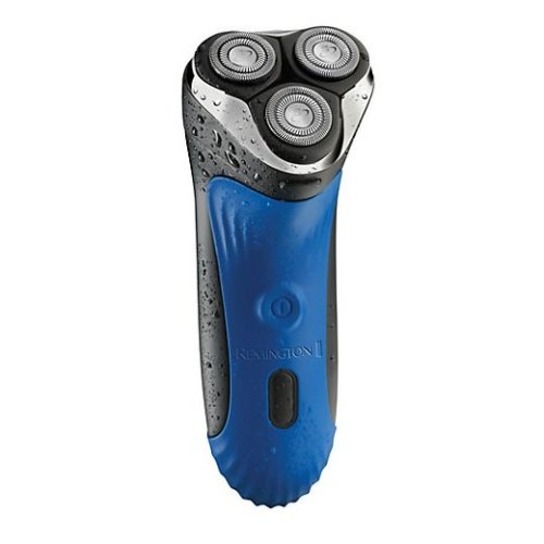 Remington AQ7 Wet Tech Rotary Mens Shaver Cordless Rechargeable Waterproof