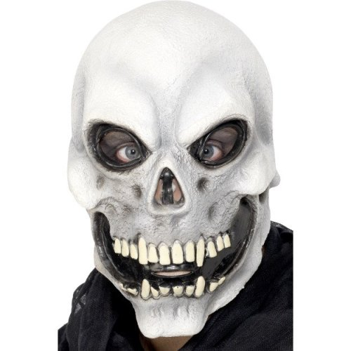 Overhead Skeleton Skull Mask