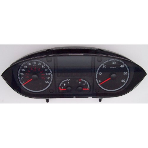 Fiat Ducato 2011 - 2014 Instrument Cluster 1378893080