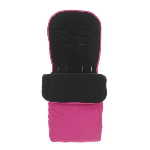 Obaby Footmuff - Pink