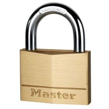 Master Lock Padlock Solid Brass 70 mm 170EURD