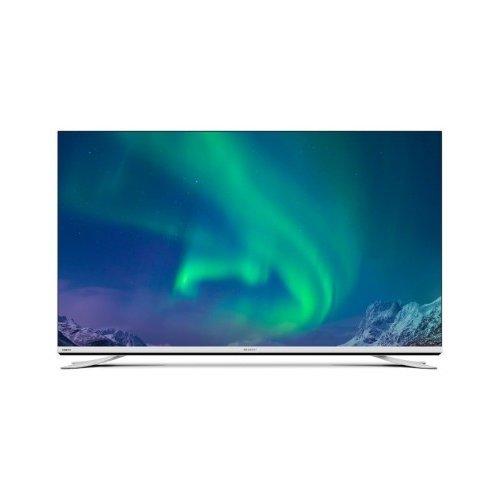 """Sharp LC-65XUF8772ES 65"""" 4K Ultra HD Smart TV Wi-Fi Grey LED TV"""