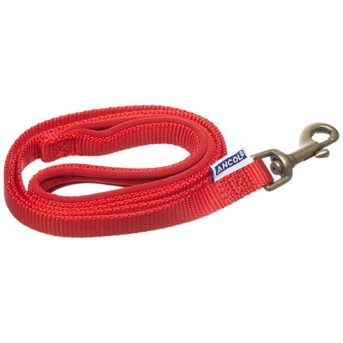Heritage Nylon Lead Red 1m X25mm Sz 7-9