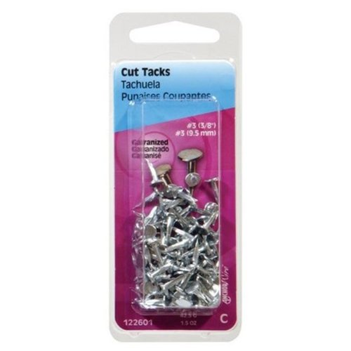 Hillman 122607 No 16 x 10.18 in. Tacks - pack of 6