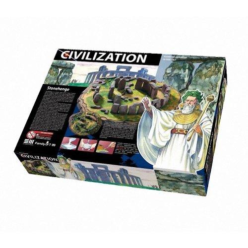 Elf727002 - Fantazer - Civilization Plastercast - Stonehenge