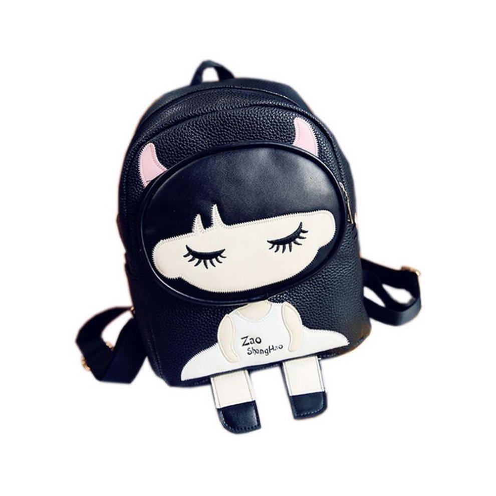 a13055cc90d3 Kids School Bag Toddler Backpack Cute Girl Camping Travel Backpacks Purse  Black