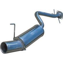Prowler Sport IX LEIS01102 100 Percent Inox Sport Exhaust