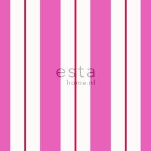 wallpaper stripes pink - 116504