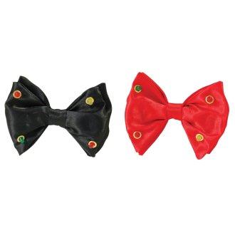 Bristol Novelty Flashing Bow Tie