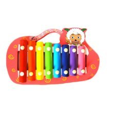 Hammer Percussion Hand Knock Children Music Toy Piano--Pleasant Goat