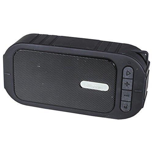 Billboard BB730 Water Resistant Bluetooth R Speaker Black