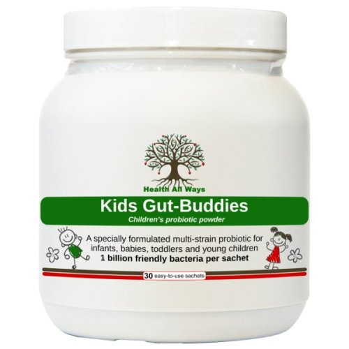 Kids Gut Buddies - Tasteless Probiotic Powder for Children and Babies