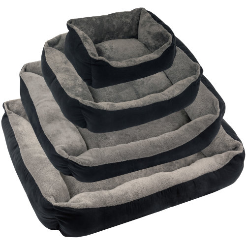 Soft Dog/Puppy/Pet Bed Small Medium Extra Large Luxury S/M/L/XL Cushion Washable