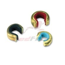Saunders Archery Brass Nock Points x 10 in a pack