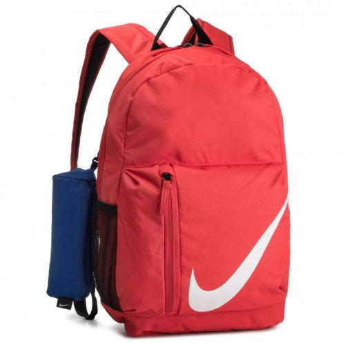Nike Elemental Backpack Red/White BA5405-634 BAG Gym