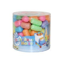 Little Helper Marvellous Maize Multi-coloured Craft Set - 100 pcs.