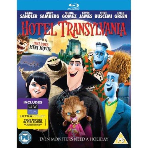 Hotel Transylvania (includes Ultraviolet Copy)