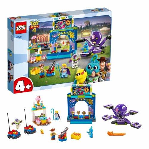 LEGO  Toy Story 4 Buzz & Woody's Carnival Mania! -10770