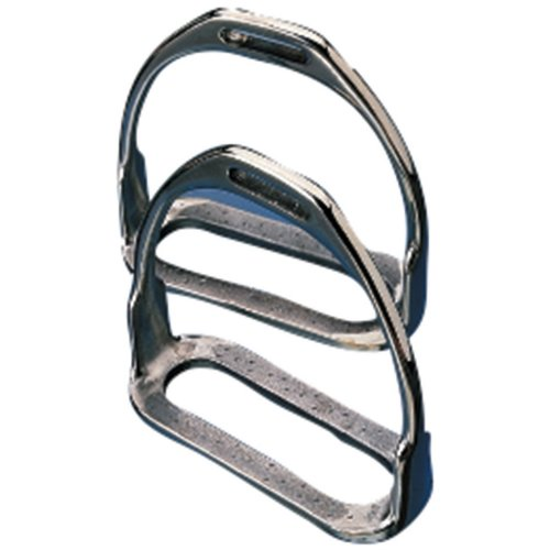 Korsteel Stainless Steel Two Bar Stirrup Irons