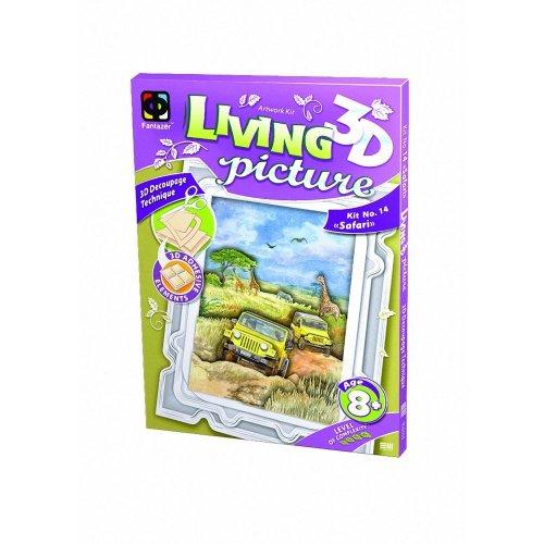 Elf956036 - Fantazer 3d Living Picture - Safari
