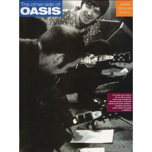The Other Side of Oasis-Guitar Tablature Edition-Music Book