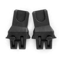 Tutti Bambini Maxi Cosi Car Seat Adapters for Riviera Pushchair - Black
