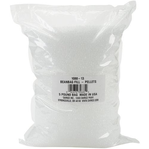 Bean Bag Fill Plastic Pellets 5lbs-
