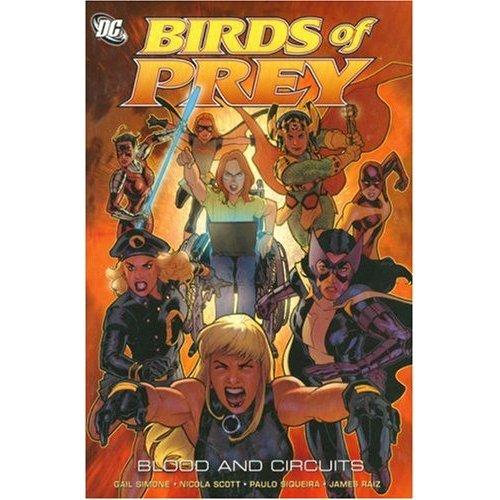 Birds Of Prey Blood And Circuits TP (Birds of Prey (DC Comics))